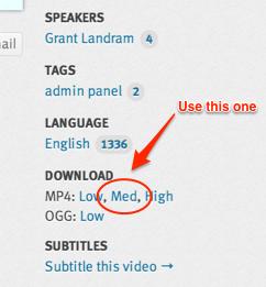 01 - select medium